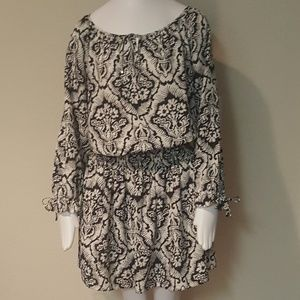 Juicy Couture Drop Waist Dress Size Small
